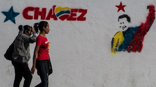 Sorge um Chavez' Gesundheitszustand