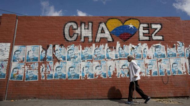 Venezuela feiert Amtseinsetzung - ohne Chavez