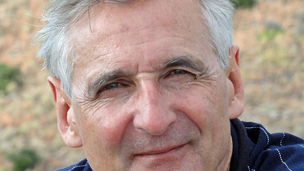 Der ehemalige SRF-Afrika-Korresypondent Ruedi Küng.