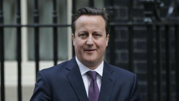 Der britische Premier Cameron steht vor europapolitischen Weichenstellungen.