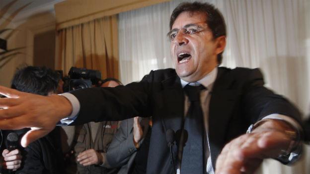 Wird bei den italienischen Parlamentswahlen nicht antreten: Nicola Cosentino.