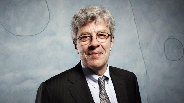 Michel M. Liès, CEO Swiss Re