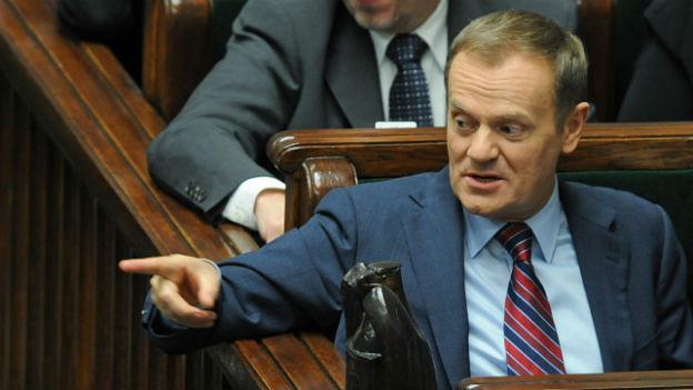 Premier Tusk setzte sich vergeblich für ein Homo-Partnerschaftsgesetz ei