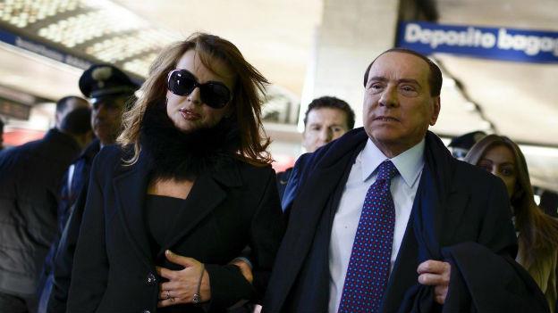 Macht in Umfragen bereits wieder Boden gut: Ex-Premier Silvio Berlusconi.