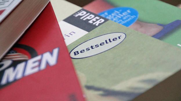 Werden geradezu inflationär verwendet: Bestsellerlisten