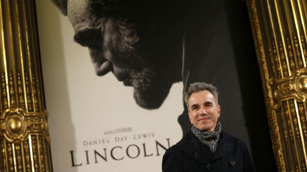 Daniel Day-Lewis spielt in «Lincoln» die Hauptrolle.
