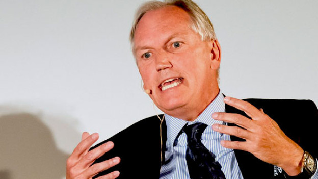 Thomas Borer, ehemals Botschafter der Schweiz in Berlin