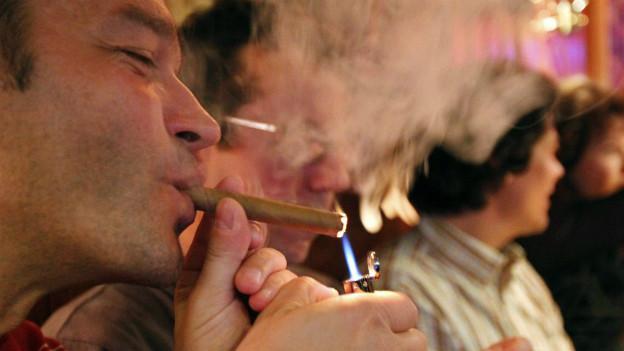 Das Bundesgericht macht privaten Rauchclubs den Garaus.