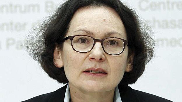 Ensi-Ratspräsidentin Anne Ekhardt