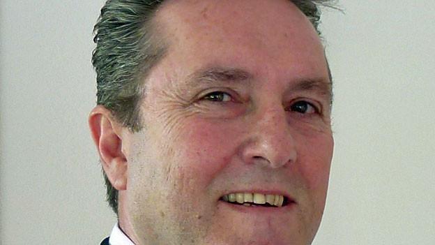asut-Präsident Peter Grütter