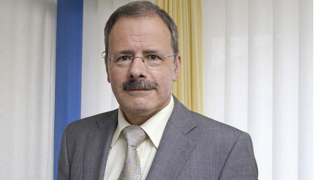 FMH-Präsident Jürg Schlup