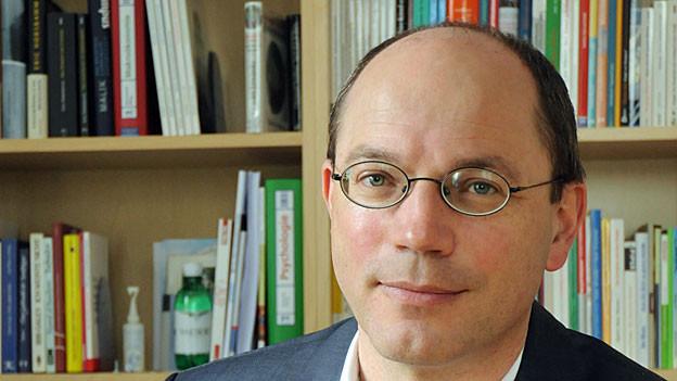 Bankenprofessor Maurice Pedergnana