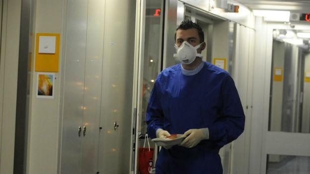 Schweinegrippe-Fälle in Frankreich