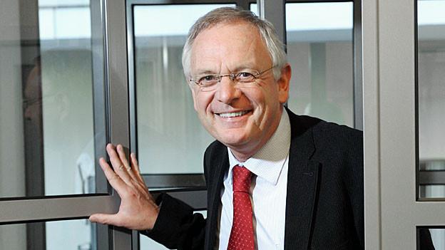 Paul Mori leitet den Asyl-Bereich der Heilsarmee.