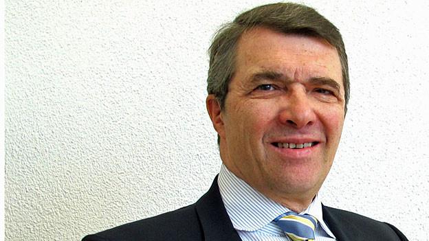 Ueli Graf, Direktor von Pöschwies - noch bis am 31. Dezember.
