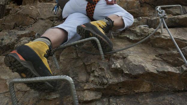 In «Klettergärten» können versteckte Risiken lauern