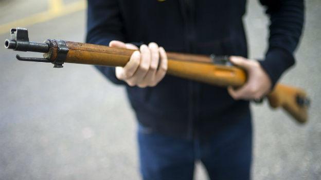 Die Gesellschaft für einen freiheitlichen Waffenbesitz ist gegen ein schärferes Waffenrecht.