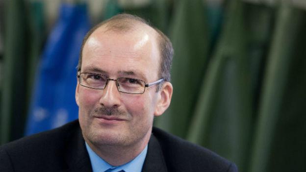 Markus Ritter ist seit rund einem Monat Präsident des Bauernverbandes.