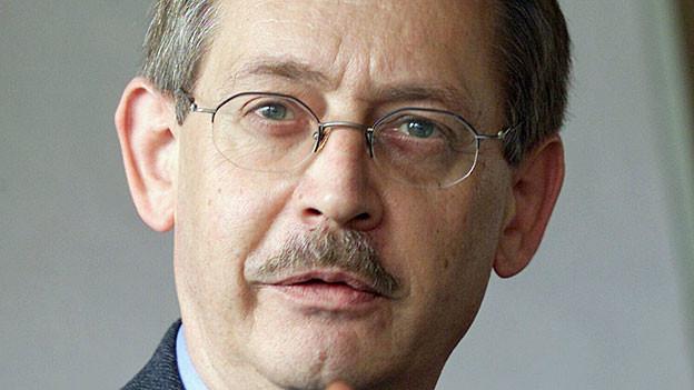 Franz Marty, Präsident Schweizer Berghilfe.