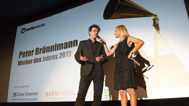 Peter Brönnimann - Werber des Jahres