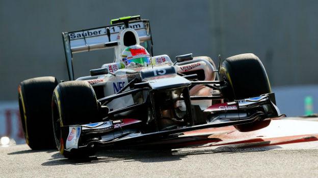 Formel 1 Sauber