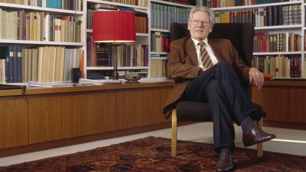 Der Schweizer Theologe Hans Küng