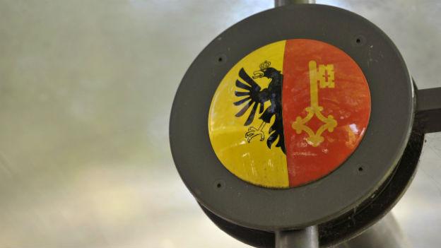 Genfer Kantonswappen