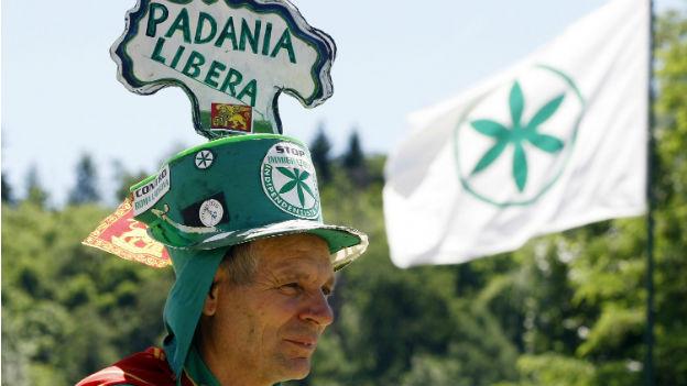 Die Idee der «Lega Nord» ist keineswegs neu
