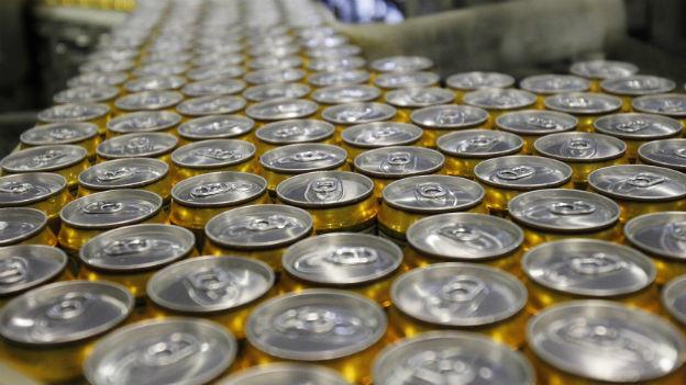 «In dieser Dose braucht das Bier weniger Platz im Kühlschrank»: So lautete damals eines der Verkaufsargumente.