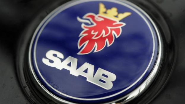 Logo der Marke Saab