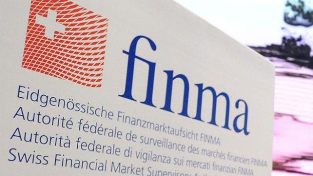 Die Schweizer Finanzmarktaufsicht Finma