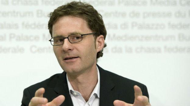 Daniel Lampart, der Chefökonom des Schweizerischen Gewerkschaftsbundes.
