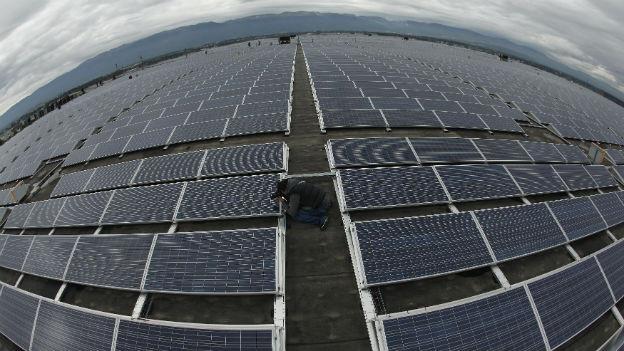 Erneuerbare Energien: Eckpfeiler der schweizerischen Energiepolitik.