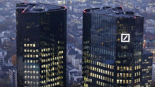 Milliardenverlust für die Deutsche Bank