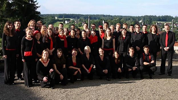 Schweizer Jugendchor.