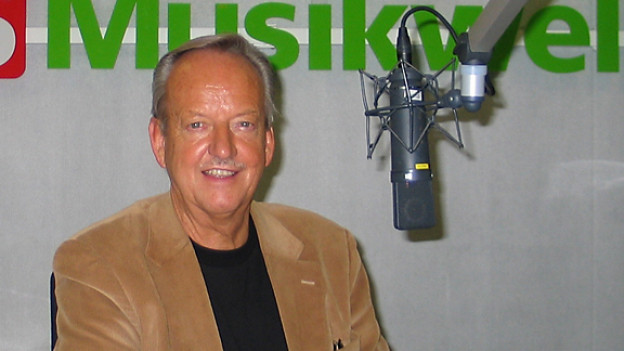 Bill von Arx zu Gast bei DRS Musikwelle.