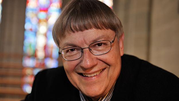 Organist Jürg Neuenschwander aus Worb BE.