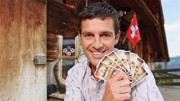 Roman Kilchsperger moderiert neu den «Donnschtig-Jass».