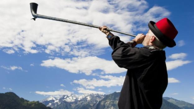 Internationale Volksmusikhits, gespielt von Schweizer Interpreten