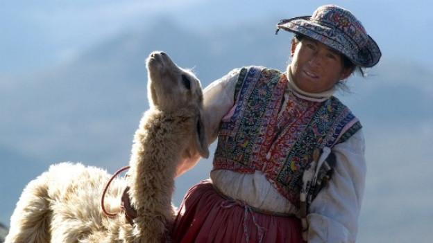 In den Anden, dem längsten Gebirge Südamerikas