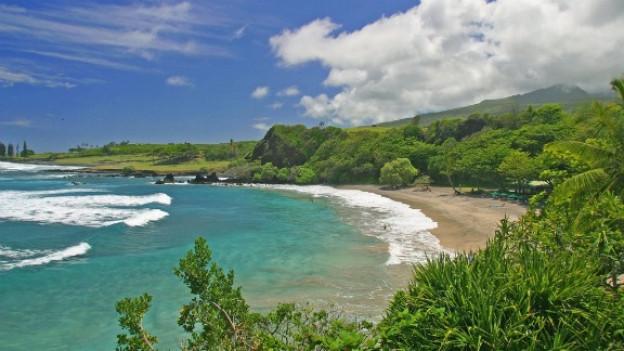 Wir reisen heute, ganz gratis, zum Beispiel nach Hawaii...