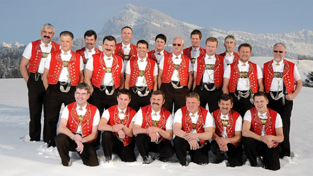 Jodlerklub Männertreu Nesslau-Neu St. Johann.