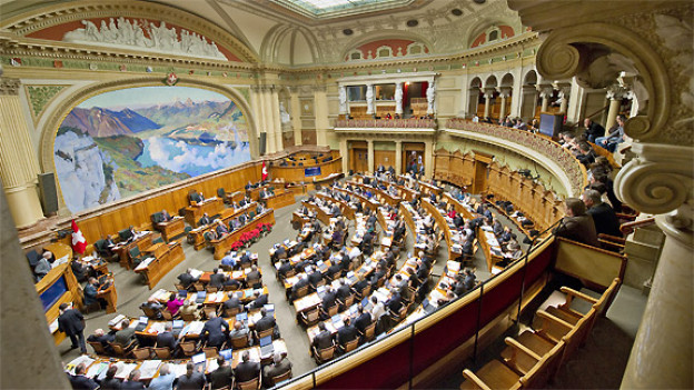 Am 14. Dezember 2011 ist es wieder soweit: Die Vereinigte Bundesversammlung wählt den Bundesrat.