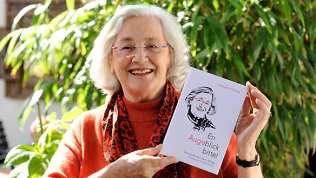 «En Augeblick bitte!» von Elisabeth Schnell ist als Buch oder CD erhältlich.