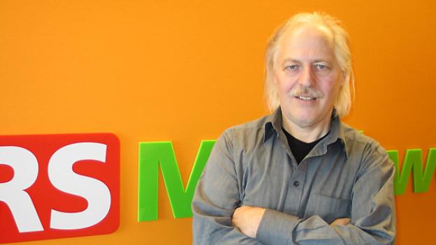 Akkordeonist und Komponist Ruedi Wachter zu Gast bei DRS Musikwelle.
