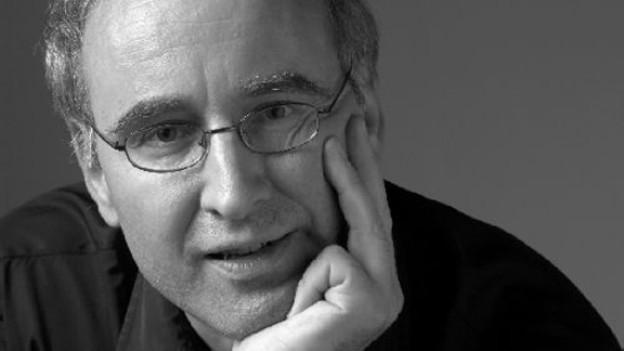 Hansruedi Kämpfen, Dirigent vom Oberwalliser Vokalensemble.