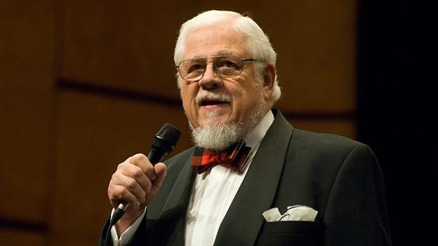 Von Bill Ramsey gibt es in der Sendung unter anderem Oldies im Big Band-Sound zu hören.
