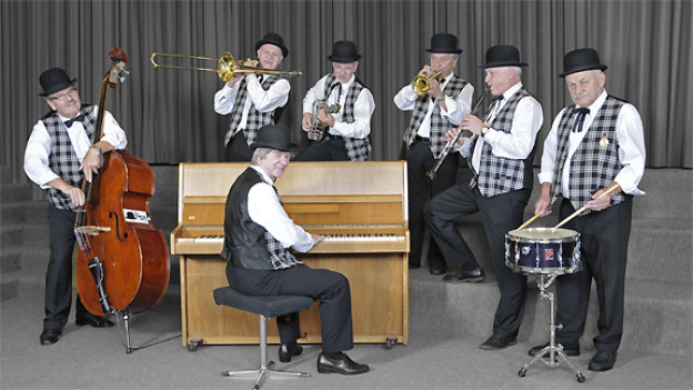 Bowler Hats Jazzband.