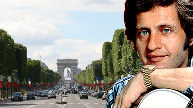 Joe Dassin verewigte die «Champs-Elysées» musikalisch. Sein grosser Evergreen wurde 1969 zum Hit.
