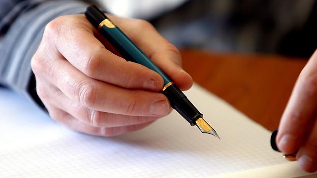 Wie schreibt man...?